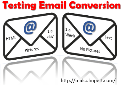 Testing Email Conversion